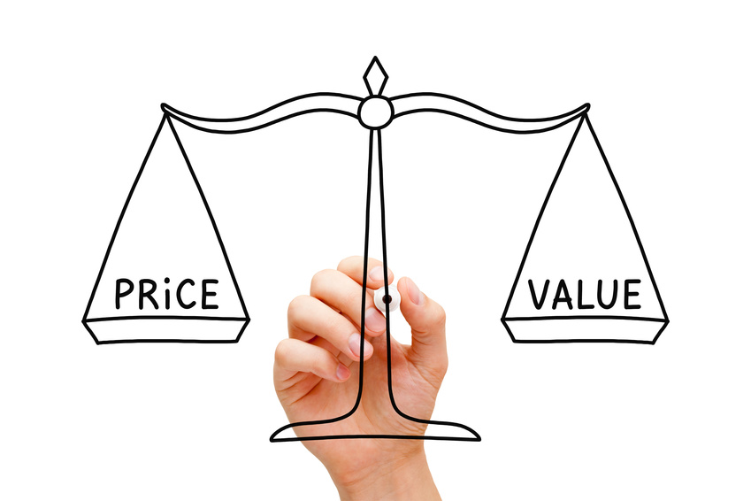 Why Do Salespeople Lead With Price?…They Lack A Strong Current Value Proposition