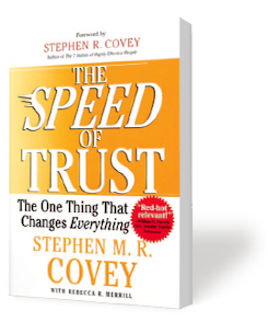 Speed Of Trust And Sales