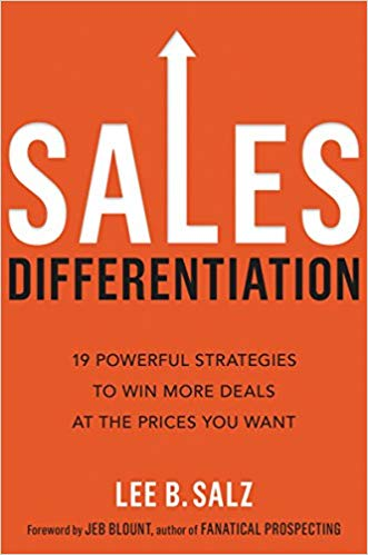 It's Not What You Sell ,But How You Sell It …That Drives Sales Growth